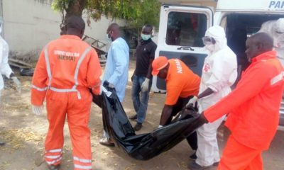 4 Suspected Suicide Bombers Explode Themselves