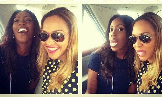 Can I say that Tania Omotayo is the most Popular of all Wizkids girlfriends?