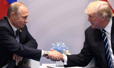 Trump Congratulates Putin Over Fourth Term Victory