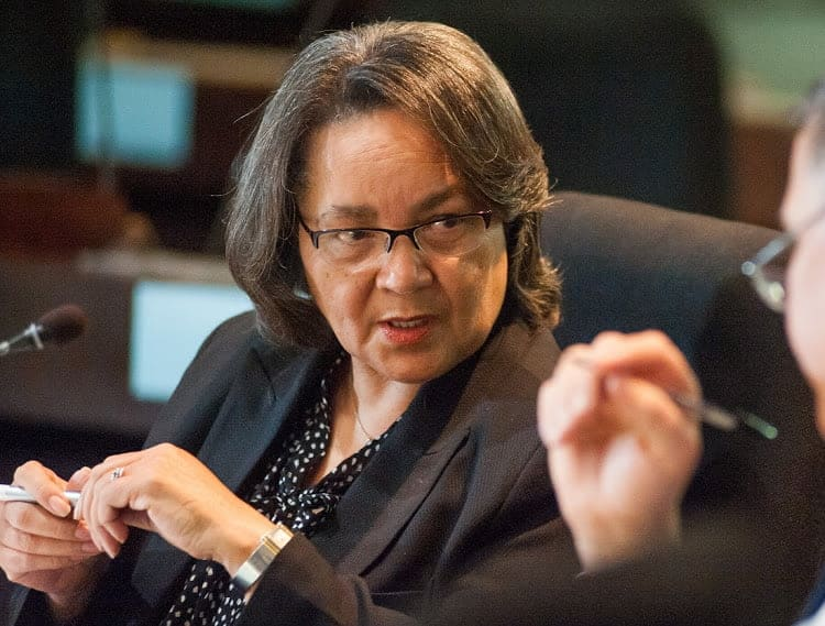 Patricia de Lille is no longer a member, DA declares