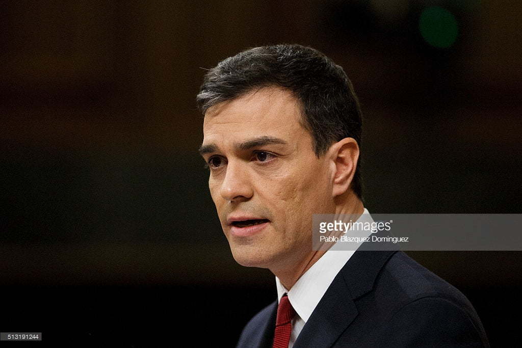 Pedro Sánchez Becomes Spain New Prime Minister