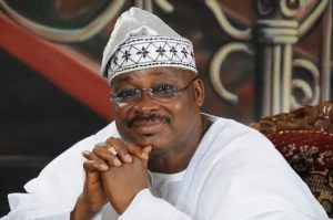 Breaking: APC Names 'Sick' Ajimobi Acting National Chairman