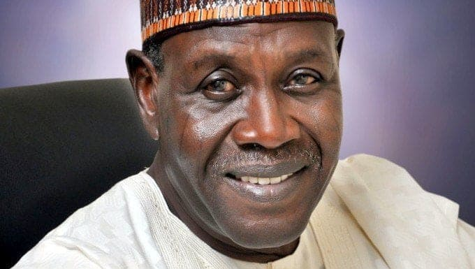 Babagana Kingibe  - Democracy Day: Key Actors In The June 12 1993 Presidential Election