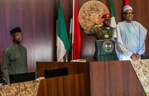 FEC Cover 300x193 - Buhari, Osinbajo Meets Security Chiefs In Aso Villa
