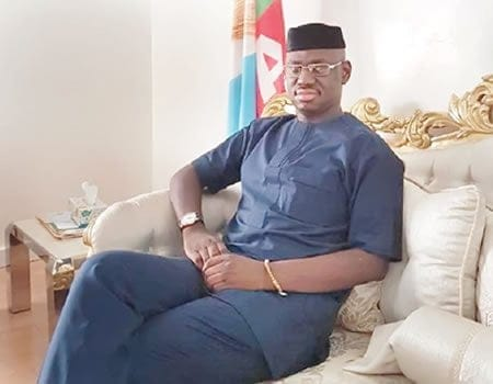 FRANK 2 - Osinbajo: Timi Frank, FIRS Exchange Words Over N90bn Alleged Fraud