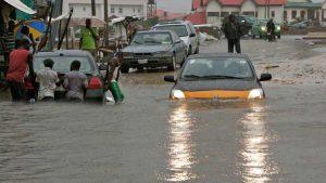 Flooding 300x169 - NEMA Alerts 28 States, 102 LGAs To Flood Risk