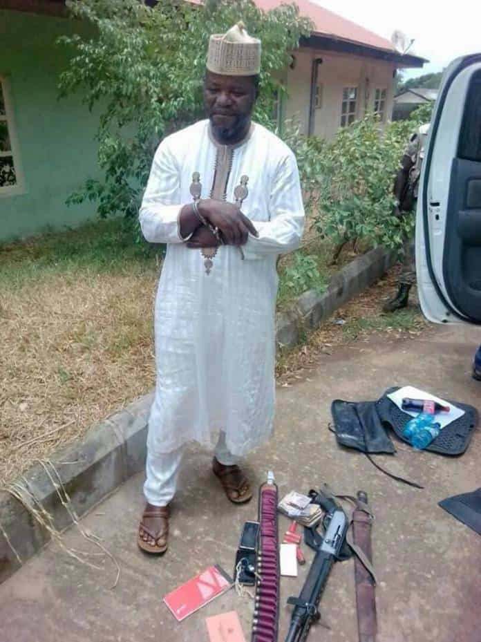 Boko Haram Kingpin In Charge of Benue Attacks Arrested By The Nigeria Army