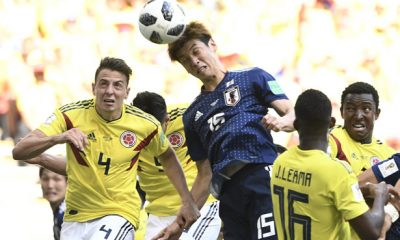 Japan-v-Colombia
