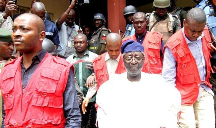 Jonah Jang - Court To Hear Jang's N6.3 Billion Fraud Case By April 9