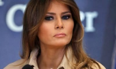 Melania Trump Finally Condemns Capitol Hill Invasion