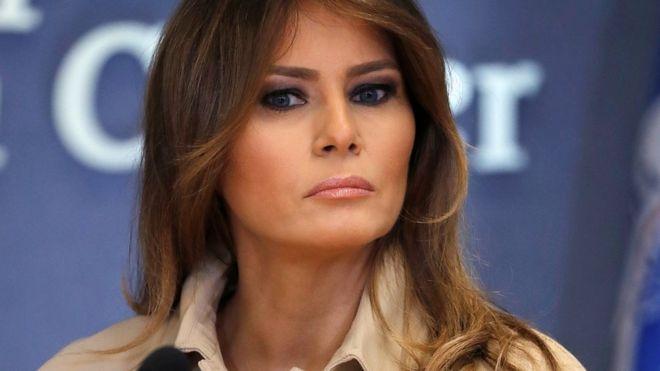 Melania Trump Finally Condemns Capitol Hill Invasion