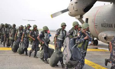 #Plateau Killings: Nigerian Air force Joins In Struggle For Peace