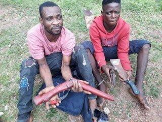 Cultists Roast Yahoo-Boy, Girlfriend in Ogun State | Nigeria