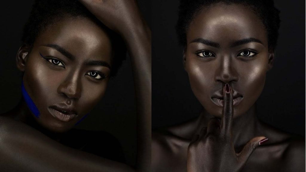 Colorism? Top African model talks about being a victim of ...