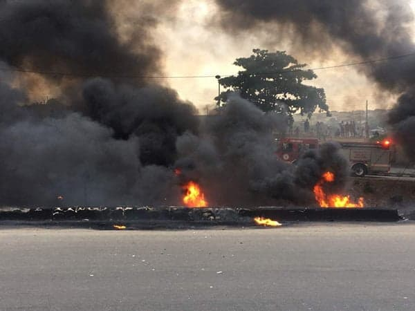 6 Shops Burnt Beyond Recognition In Kano
