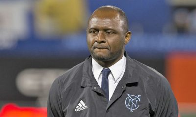 Patrick-Vieira appointed new Nice coach