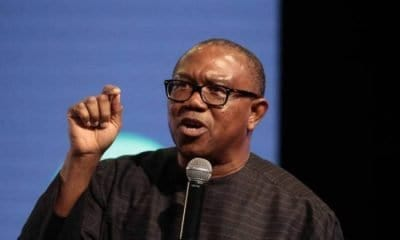 Peter Obi speaks on Buhari's cabinet