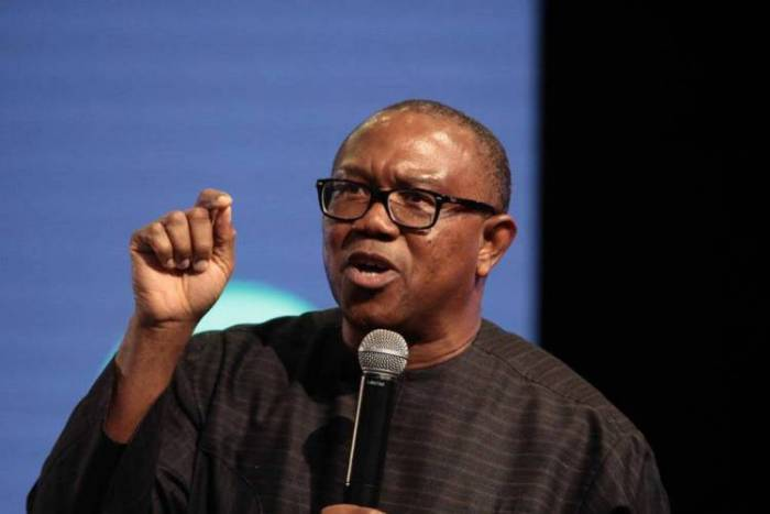 Peter Obi - Atiku vs Buhari: What Peter Obi Said After Tribunal Ruled On INEC Server