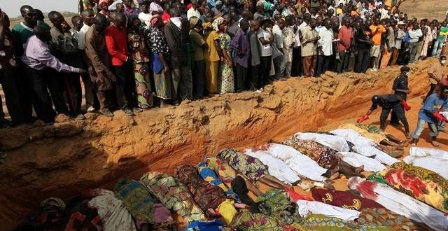#Plateau Killings: Imam Hid Christians In Mosque During Attack