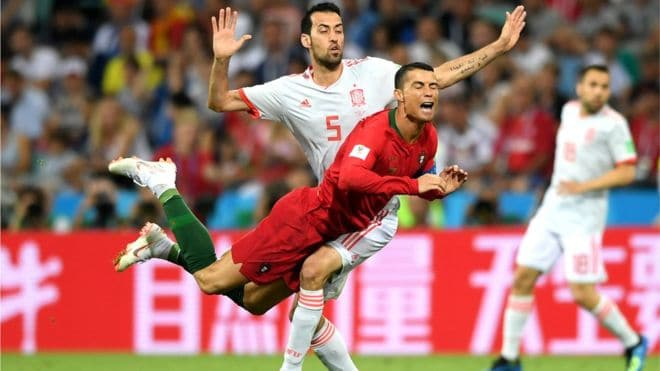 Form Ronaldo looms for Morocco, Spain face Iran