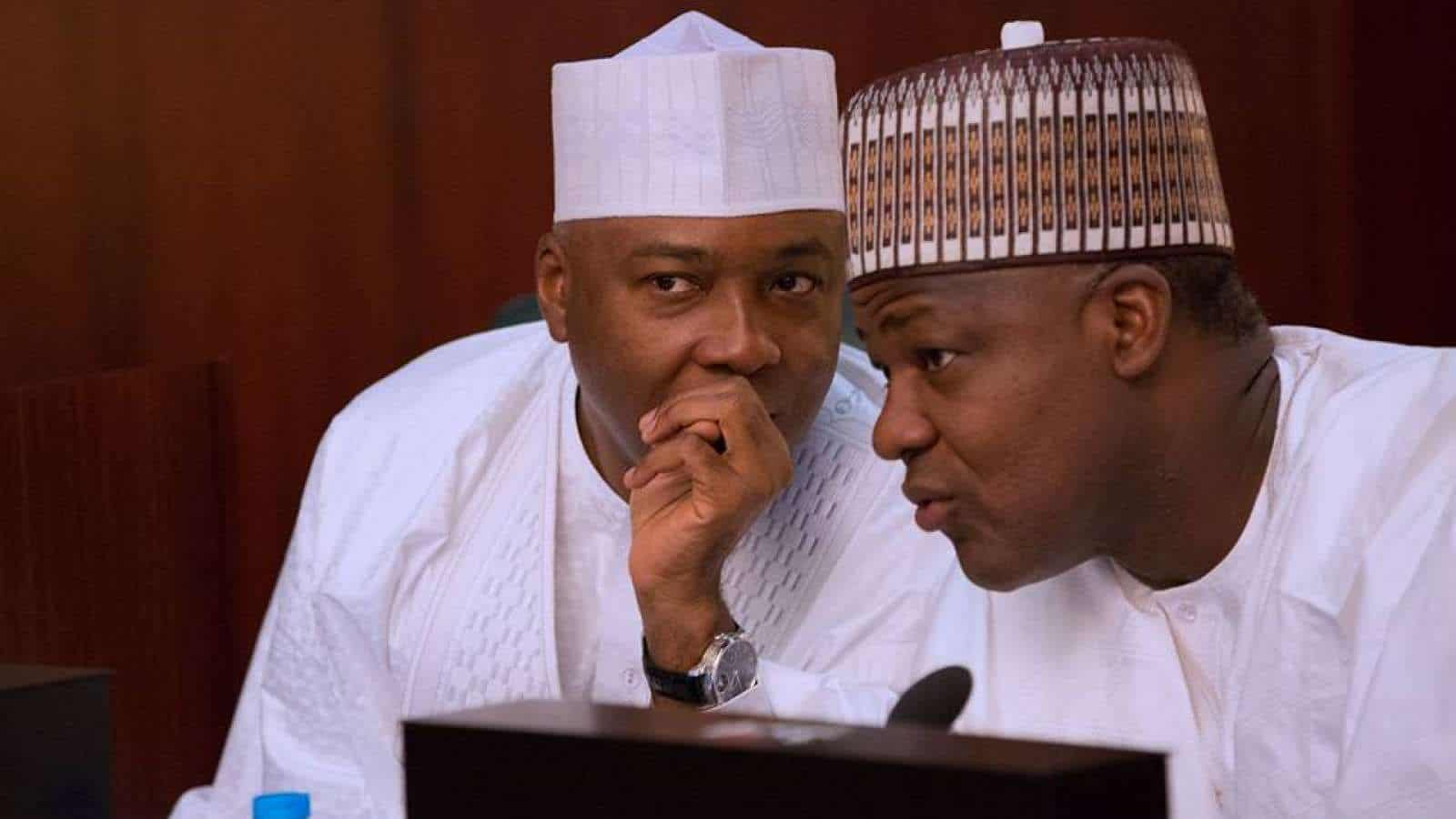 Image result for INEC Budget: Saraki, Dogara Plan Joint Session