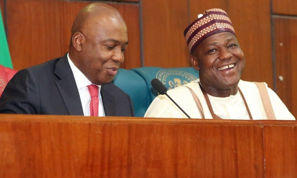 Saraki and Dogara 1000x600 - What Saraki, Dogara, Others Told court Ahead Of May 7 Judgement