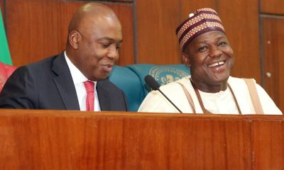 Court Strikes Out Suit Against Saraki, Dogara, Others