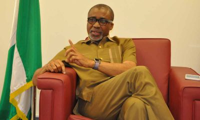 Presidency Replies Abaribe Over Calls For Buhari's Resignation