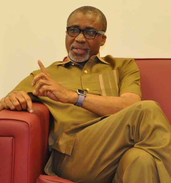 My Committee Not Aware Of N30billion Smuggled Into Power Budget - Abaribe