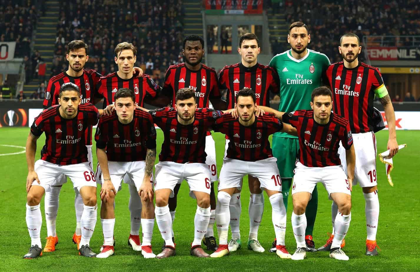 AC Milan Banned From Europa League (See Reasons) | Naija News