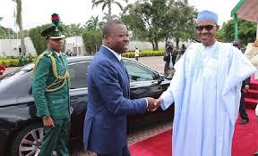 Buhari Meets With Togolese President In Katsina