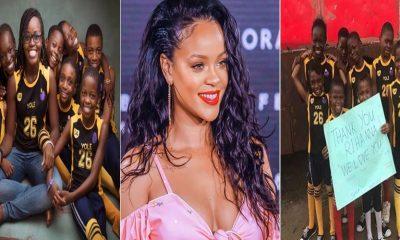 Nigerian Street Children Dance Their Way To The Heart Of Rihanna