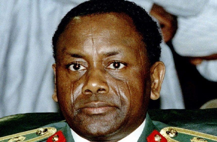 sani abacha - Democracy Day: Key Actors In The June 12 1993 Presidential Election