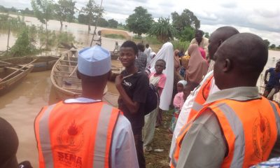Kaduna Begin Sensitization For Residents In Flood-Prone Areas