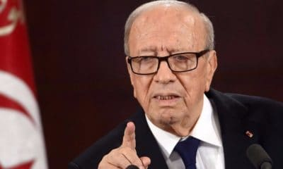 Tunisia's President Hospitalized
