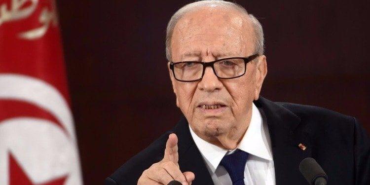 Tunisia's President Hospitalized