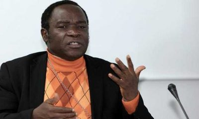 Only Bomb Differentiates Buhari Govt From Boko Haram - Bishop Kukah