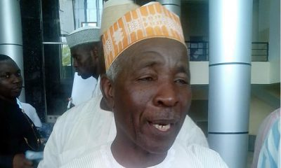 Galadima Urges INEC To Nullify Oshiomhole's Election