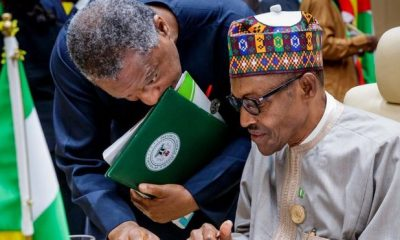 Buhari at AU