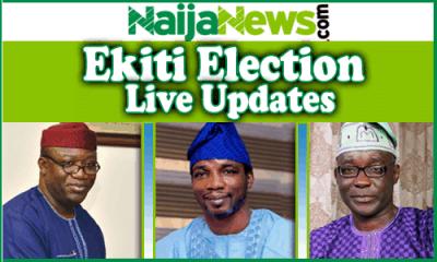 Ekiti Live Update
