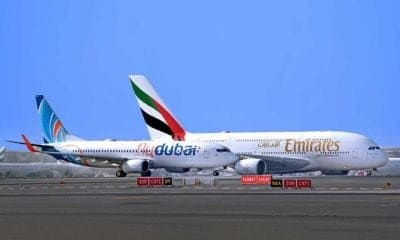 BREAKING: FG suspends Emirates Airlines For Violating COVID-19 Protocols