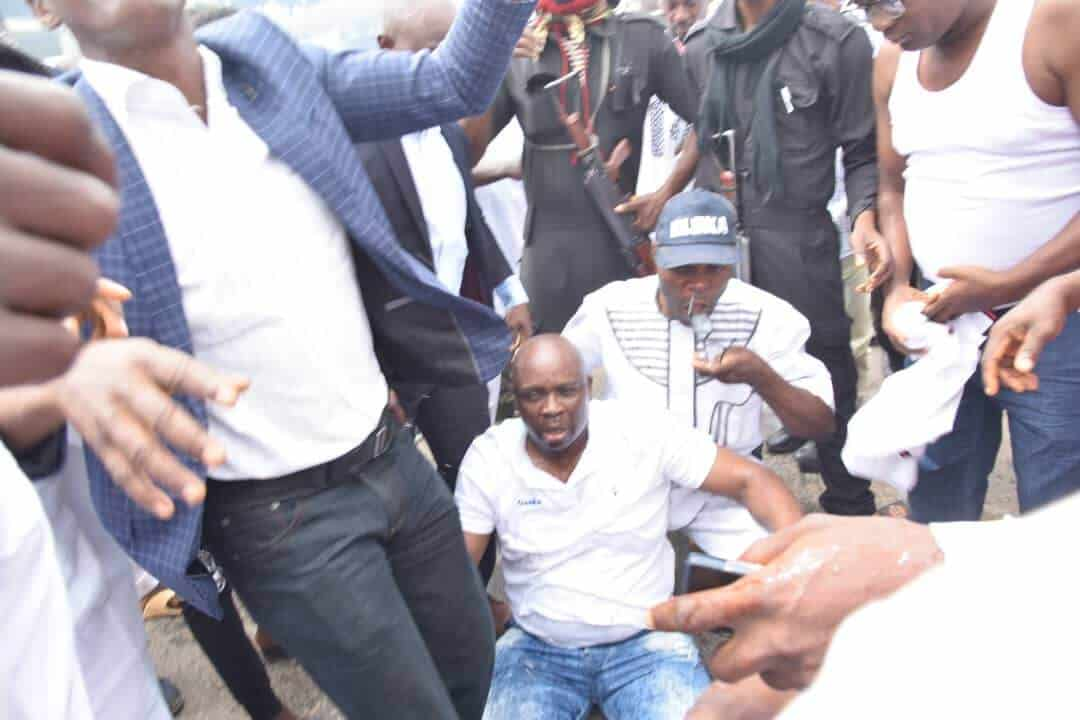 No Police Officer Slapped Fayose - Police Spokesperson