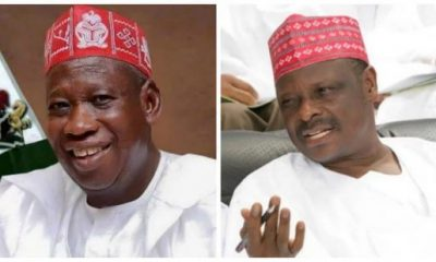 Kano Gov'ship: Ganduje Roasts Kwankwaso Over Supreme Court Review