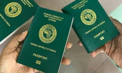 Nigerian Passport's Validity Now 10 Years - Buhari