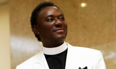 Rev Chris Okotie 'Explodes' Over Guidelines For Reopening Worship Centres