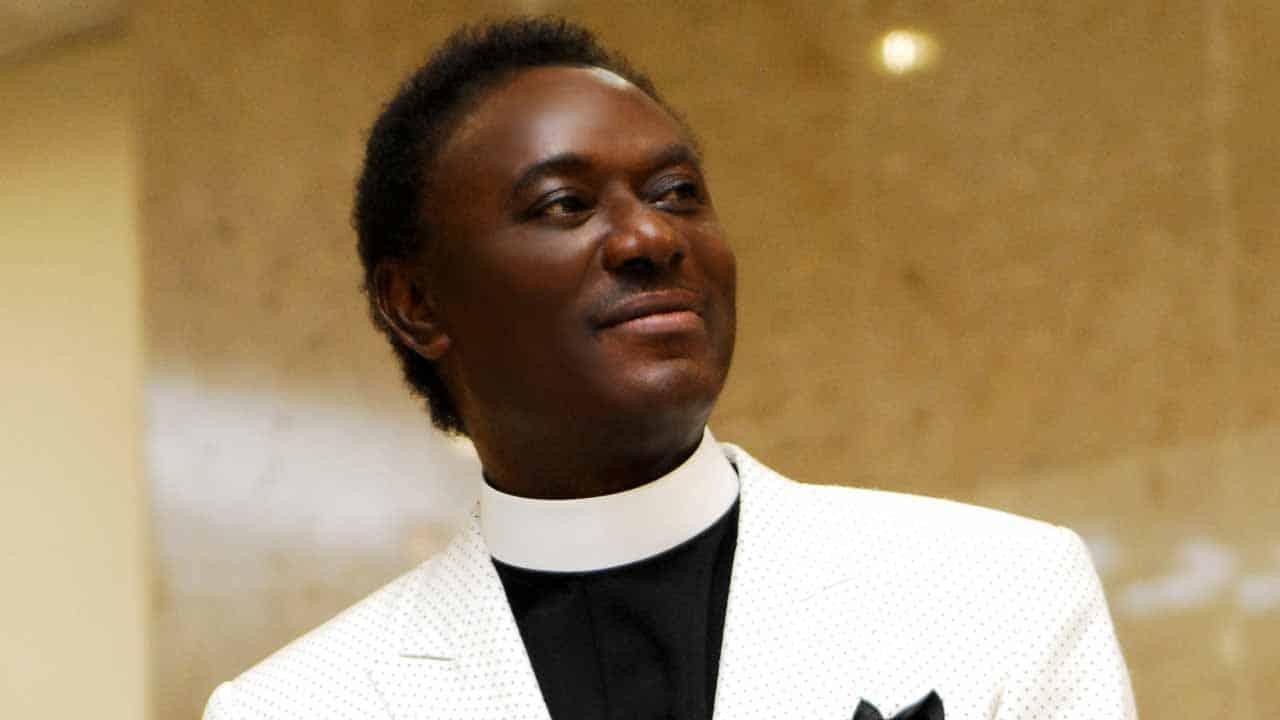 Pastor Chris Okotie Debunks Death Rumour | Naija News