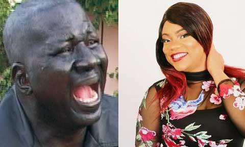 Opeyemi Aiyeola and Baba Suwe