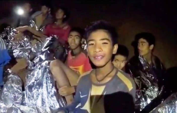 Rescued Thai Young Footballers To Be Discharged, Thursday