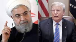 U.S vs Iran 300x168 - Iran Ask Interpol To Arrest Trump, 48 Others Over Soleimani's Death