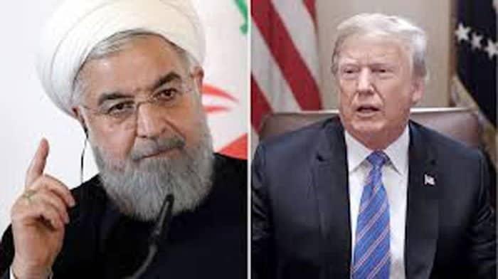 U.S vs Iran - Iran Leader Replies Trump On Oil Sanctions